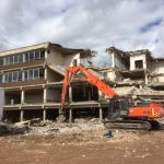 High reach demolition Uxbridge