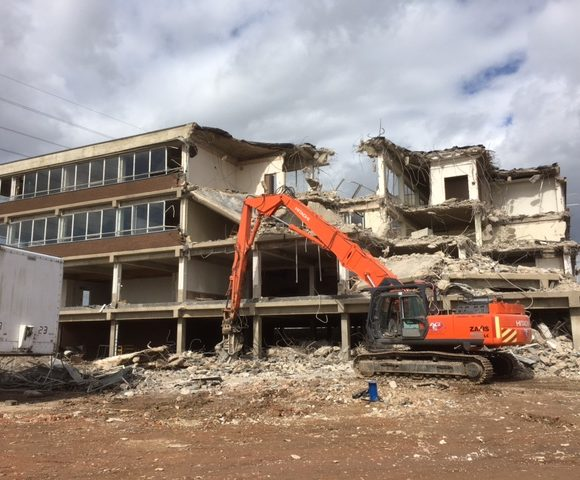 High Reach Demolition in Uxbridge